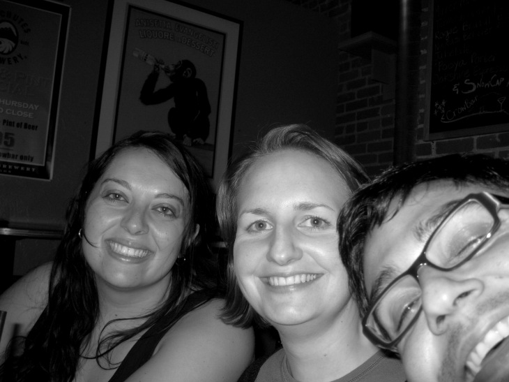 Taylor, Claire, & Ruben